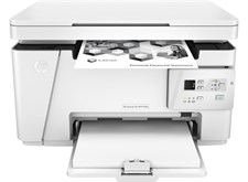 HP Original Black LaserJet All in One M26a Printer