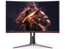 "AOC 27"" Curved 240hz G-Sync Gaming LED Monitor"