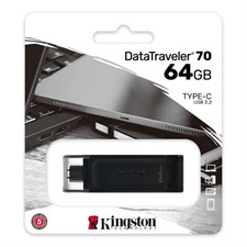 Kingston Type C Flash Drive 64GB