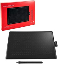 One By Wacom Graphic Tablet - Medium