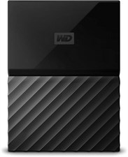 WD My Passport - 4TB