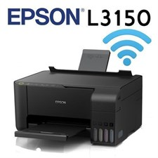 Epson L3150 Wireless Ink Tank 3 in 1 Printer