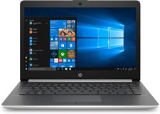 HP 14 Ci3 8th Gen- 4GB - 256GB SSD - Windows 10