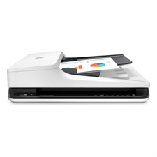 HP 2500 f1 Scanjet scanner Flatbed with ADF