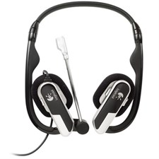 Logitech H555 USB Foldable Headphone with Mic