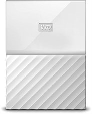 WD My Passport external hard drive 4TB